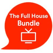 Full House TV Only bundle