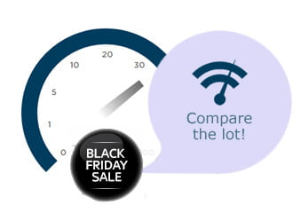 Compare Black Friday Broadband Deals