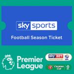 NOW TV Football season ticket offer