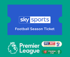 NOW TV Football season ticket offer