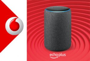 Vodafone free Amazon Echo
