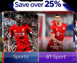 Sky Sports upgrade deals