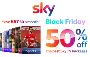 Sky TV Black Friday deals