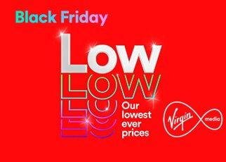 Virgin Media Black Friday - compare
