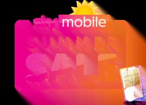 Sky Mobile SIM Only Deals
