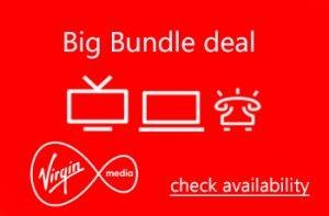 Virgin Media - Big Bundle deals