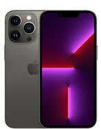 The iPhone 13 Pro on Sky